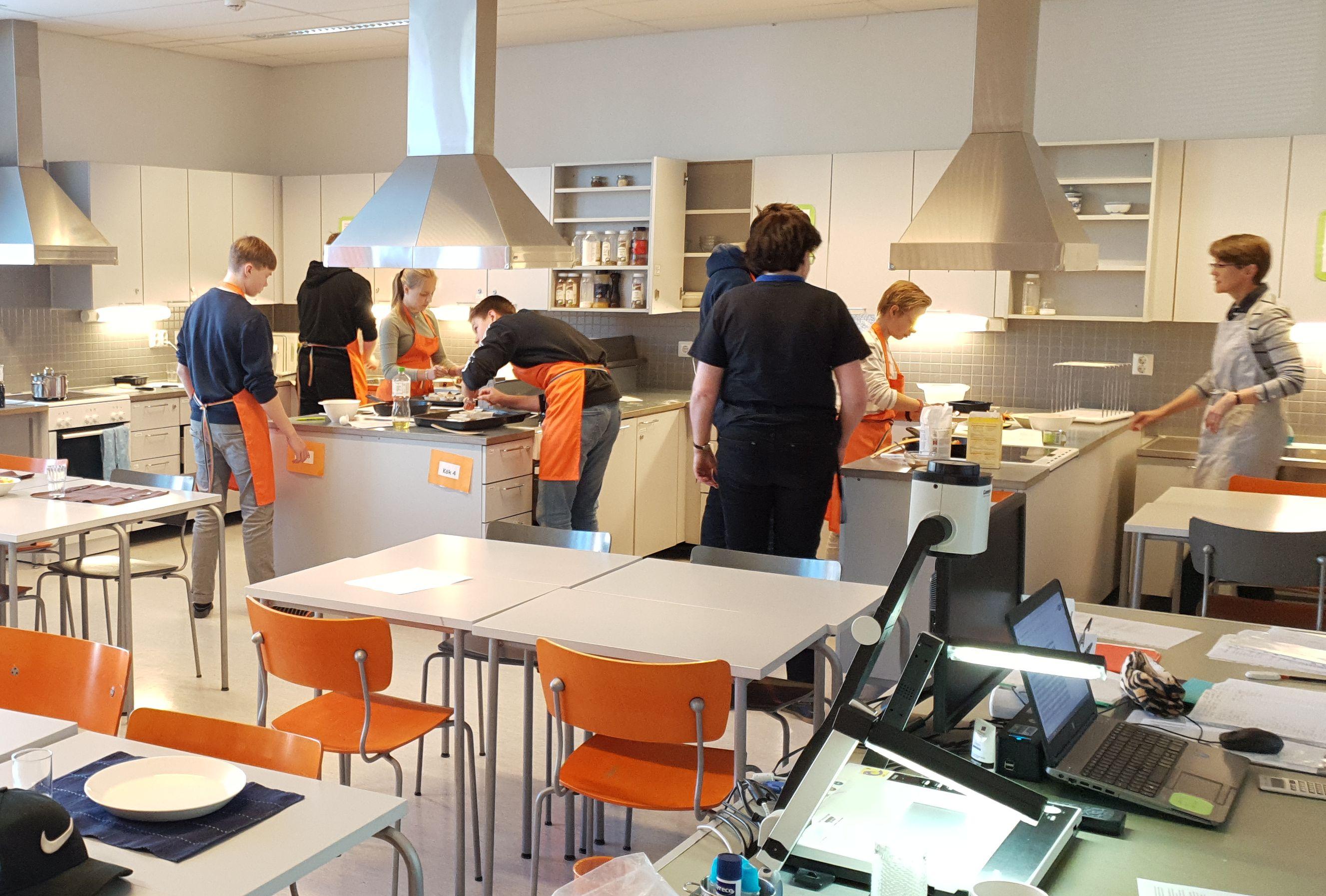 Erasmus+ KA1 - Za poznáváním finského školství